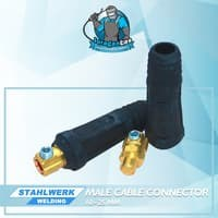 Cable Connector 10-25 Male