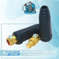 Cable Connector 35-50mm Male