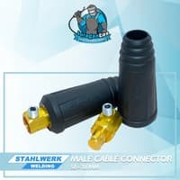 Cable Connector 50-70mm Male