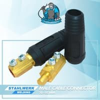 Cable Connector 70-95mm Male