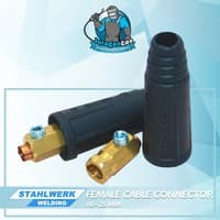 Cable Connector 10-25mm Female