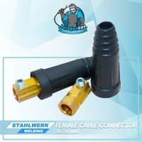 Cable Connector 35-50mm Female Connection