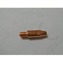 Mesin dan perlengkapan las : Contact Tip tipe Binzel M6diameter 1.2mm x 28L