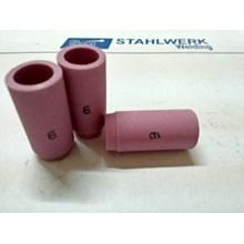 Alumina Nozzle / Keramik Argon no.6untuk WP-9