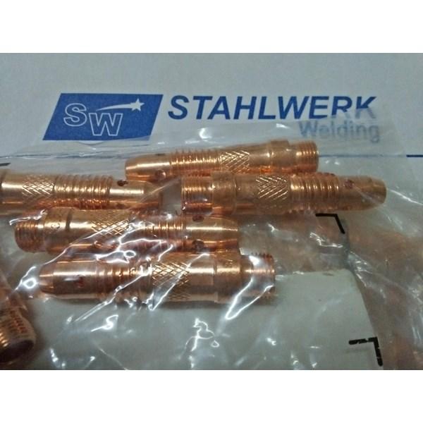 Collet Body diameter 3.2mm untuk WP-17 / 18 / 26