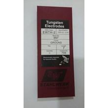 Tungsten Electrodes / Jarum Las Argon diameter 1.6mm x 175mm