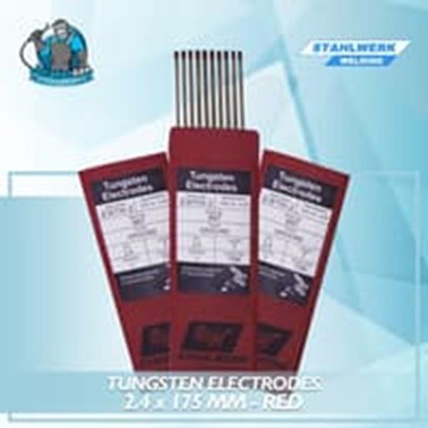 Tungsten Electrodes / Jarum Las Argon diameter 2.4mm x 175mm