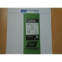 Tungsten Electrodes / Jarum Las Argon diameter 1.6mm x 175mmPure / Green