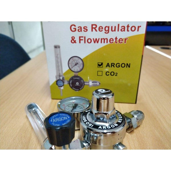 Regulator Argon