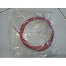 Peralatan Las MIGConduit Liner Binzel Type diameter 1.0mm panjang 3 meter