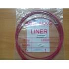 Peralatan Las MIG Teflon Liner Pana type diameter 1.2mm panjang 3 meter 1