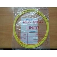 Peralatan Las MIG Teflon Liner Euro type diameter 1.6mm panjang 3 meter