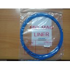 Teflon Liner Euro type diameter 1.0mm panjang 3 meter 1