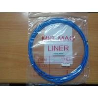 Peralatan Las MIG Teflon Liner Euro type diameter 1.0mm panjang 3 meter