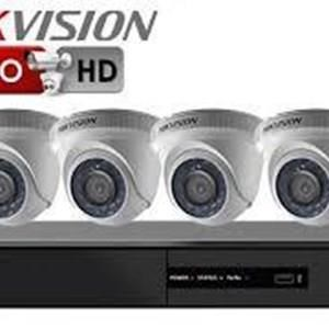 Dari Paket Kamera CCTV Hikvision 4 chanel 2