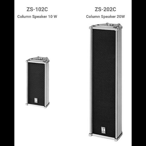 Speaker TOA Column Speaker