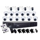 16 Channel Telview CCTV Camera Package 1