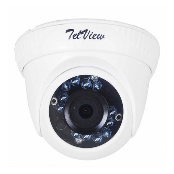 16 Channel Telview CCTV Camera Package