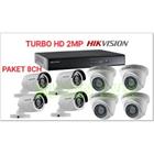 Paket Kamera CCTV Hikvision 8 Chanel 2
