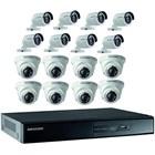 Paket Kamera CCTV 16 Chanel 5