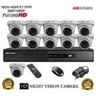 Paket Kamera CCTV 16 Chanel 3