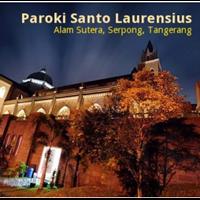 Jasa Instalasi CCTV Paroki Santo Laurensius By Virini Jaya Hartindo