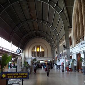 Jasa Instalasi Sound System Stasiun Kereta Api Jakarta