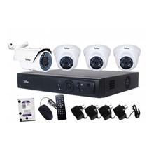 Paket Kamera Telview 4 Chanel