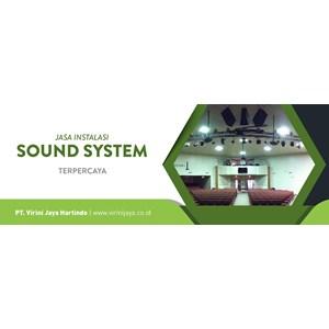 Jasa Instalasi Speaker TOA & Pemasangan Speaker By PT  Virini Jaya Hartindo