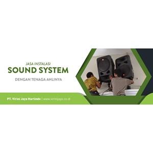 Jasa Instalasi Speaker TOA & Pemasangan Speaker
