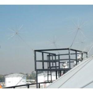 Penangkal Petir Spline Ball Terminal (Sbi)