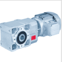 Helical Gear Motor Bevel A Series 1
