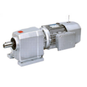 MAC & C Helical Gearmotor