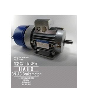 HAHB AC brake motor