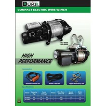 DUKE Electric Wire Winch DU-500S