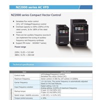Jual NIETZ Frequency Inverter for AC motor