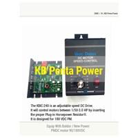 Jual PMDC Motor Controller KB Penta Power