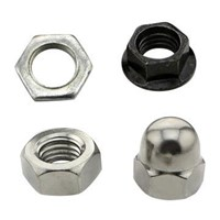Baut Castellated nut