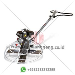 Power Trowel Helikopter Alat Perata Beton Wacker Neuson MCT36A