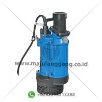 Pompa Celup Air Kotor Proyek Pompa Submersible Elektrik Tsurumi KTZ43.7