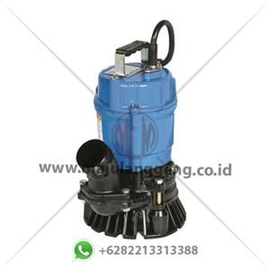 Dari Pompa Celup Air Kotor Proyek Pompa Submersible Elektrik Tsurumi HS2.4S 0