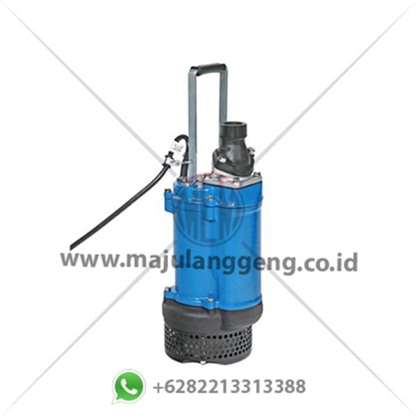 Pompa Celup Air Kotor Proyek Pompa Submersible Elektrik Tsurumi KTZ21.5