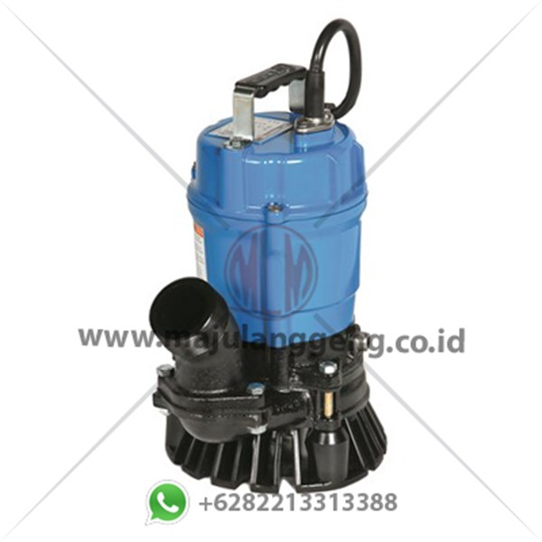 Pompa Celup Air Kotor Proyek Pompa Submersible Elektrik Tsurumi HS3.75S (3 inch)