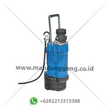 Pompa Submersible Pompa Celup Air Kotor Proyek Elektrik Tsurumi KTZ35.5 (3 inch)