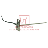 CARTRIDGE HEATER WITH FLANGE 1