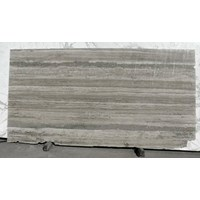 Jual Travertine Grey Slab (Tv 17) Travertine Import 2