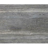 Travertine Grey Slab (Tv 17) Travertine Import Murah 5