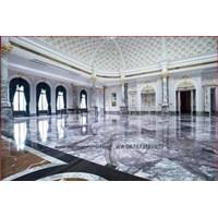 Jual Marmer Violetta Marmer Biru Putih Marmer Import Turky-Slab 2