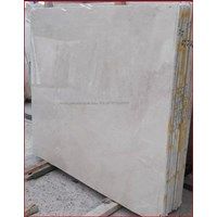 Marmer Moon Cream Marmer Cream Import-Slab 1