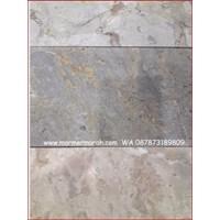 Marmer Bandung Abu Mix 15X15-20X20-20X30-20X40-30X40 Cm Marmer Grey Bandung-Cuci Gudang 1